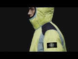 Stone Island Ice Jacket Resin-T Shell Down