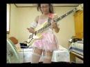 【けいおん!】ふわふわ時間 ベース演奏してみた K-ON! Fuwa Fuwa Time bass