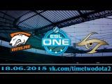 Virtus.Pro vs Team Secret (bo1) (Ru) | ESL One 2015 Lan Finals (18.06.2015)