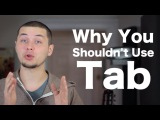Why You Shouldn't Use Tab (and it's not why you might think!) AN's Bass Lessons #26