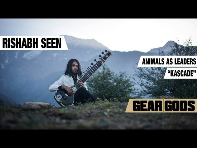 Rishabh Seen - Ka$cade (Animals As Leaders - Sitar Cover )