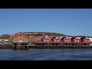 Телеканал Охота и рыбалка - На краю земли. Норвегия. Серия 2. Мехамн