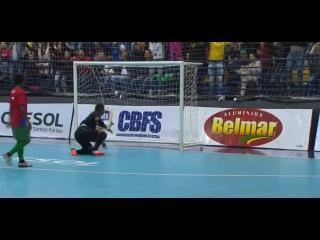 Falcao amazing goal futsal