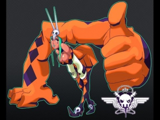 Skullgirls[Singleplayer][Story Mode] - Cerebella
