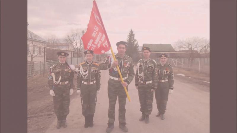 Акция Часовой у Знамени Победы - 2015 год