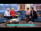 Sarah Parish and James Murray Our baby loss heartbreak