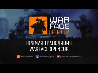 Warface: финал Open Cup Season X