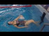 Мария Молчанова, нс, 50 м, 25 занятие