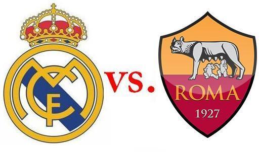 Реал Мадрид – Рома прямая видео трансляция онлайн Реал – Рома смотреть онлайн 18.07.15