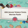 1001 Jigsaw World Tour: American Puzzle Game
