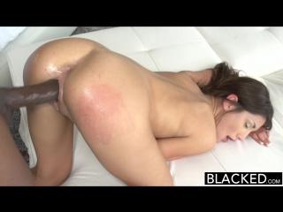 August ames (sex, porno, black cock, interracial)