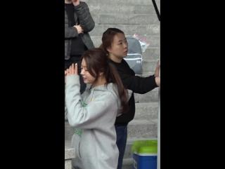 160416 НаЕн на мини-фанмитинге в Ёнсане