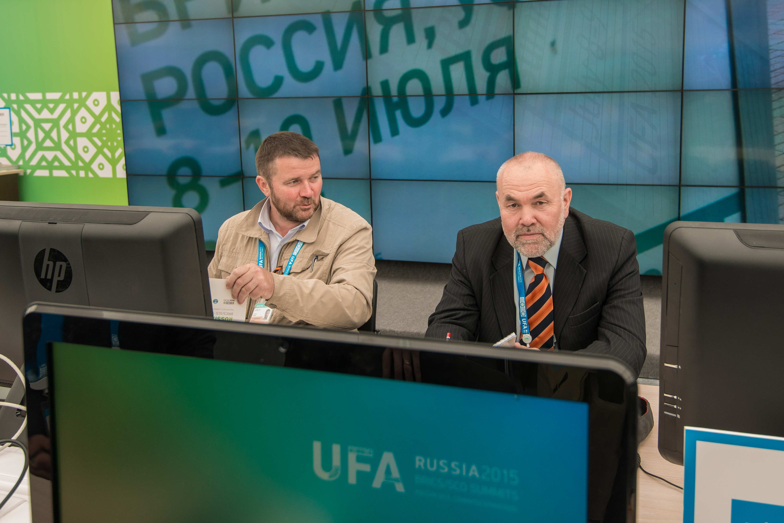 Как корреспондентов НОД лишили аккредитации на саммите БРИКС в Уфе