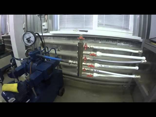 Испытание металопластиковых PEX и полипропиленовых труб. Металлопластиковые трубы для отопления