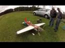 AeroWorks EDGE 540 30cc - DLE55cc
