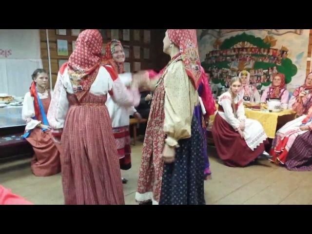 Матаня Народный праздник на 20 летии Уфтюжаночки Дер Пожарище 2013
