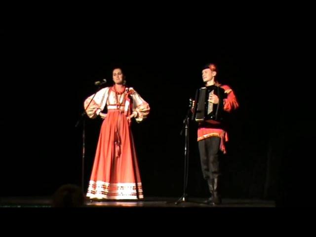 Дуэт Раздолие - Самарские припевки
