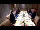 14 декабря 2013. Киев. Кличко, Яценюк и Тягнибок встретились с сенатором Маккейном