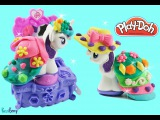 My Little Pony Rarity Play doh Spin and Style playset mlp