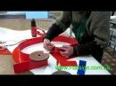 Изготовление обьемных световых букв подробное видео.