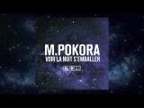M. Pokora - Voir la nuit s'emballer (Audio officiel)