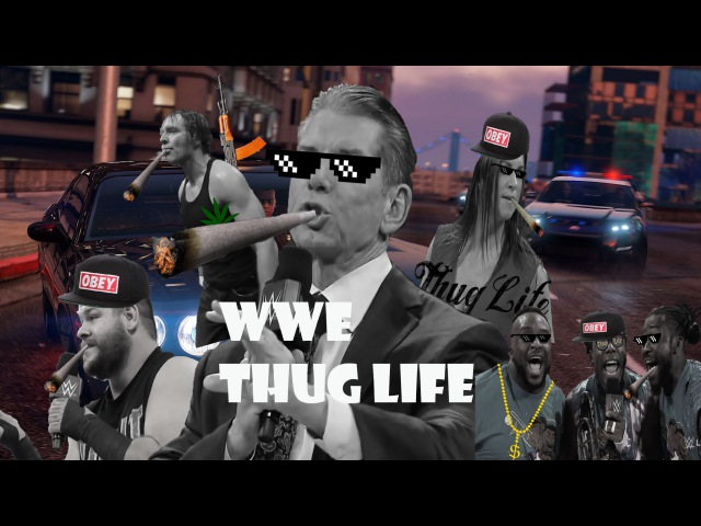 WWE Thug Life compilation by EnderSpear