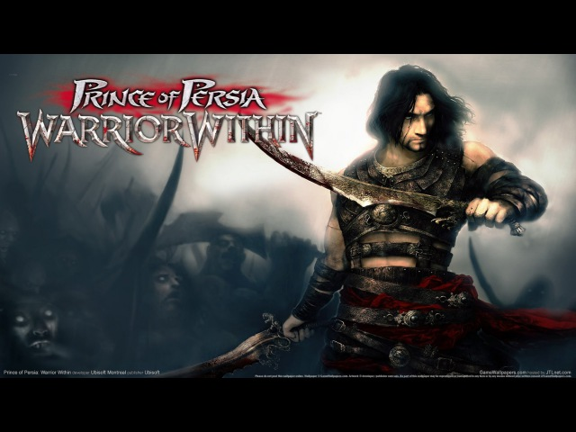 Prince of Persia: Warrior Within - Прохождение 3 [ДАХАКА]