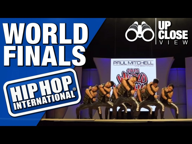 (UC) Romancon - Philippines (Silver Medalist Adult Division) @ HHI's 2015 World Finals