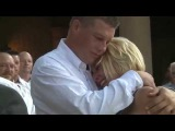 Amputee learns to walk and surprises wife on their wedding day