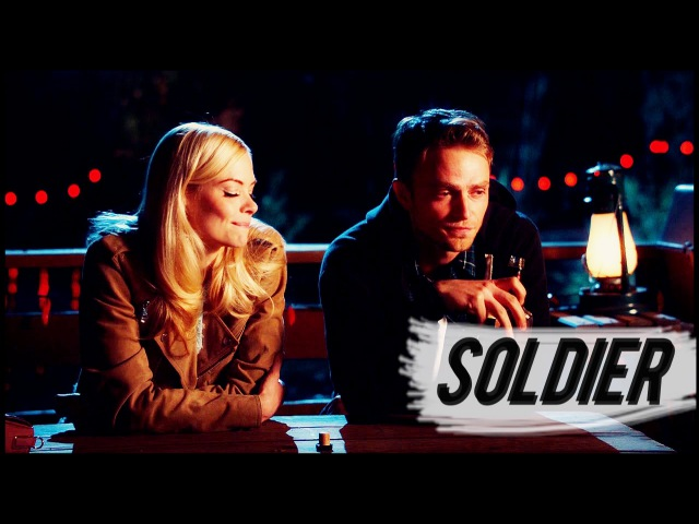 Soldier | hart of dixie friendships