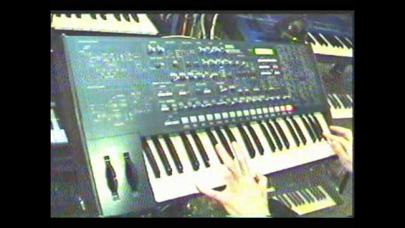 Korg MS-2000 - demo (2 of 2)