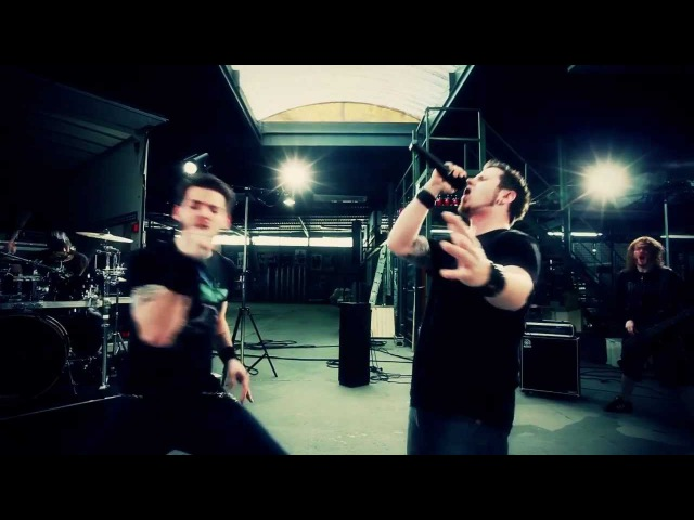 T A N K feat Jon Howard Threat Signal Inhaled metal music video clip