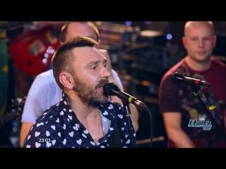 Сергей Шнуров, Новогодний концерт на ТВ Дождь 13.01.14