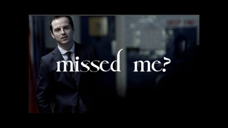 MorMor [Missed Me] Jim Moriarty and Sebastian Moran