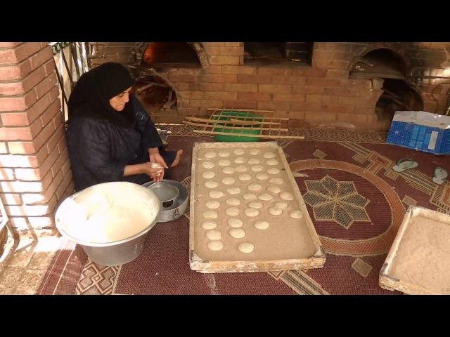 Pita Bread Making and Baking