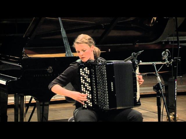 Domenico Scarlatti - Toccata D minor K 141 (accordion)