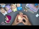 糖果娃娃DIY教學一系列1 歡樂童年 棋茵老師