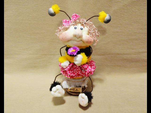 Пчела своими руками bee made own hands