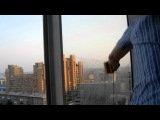 Магнитная щетка для мытья окон Window Wizard ВИДЕО отзыв (стекло 6мм)