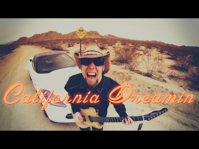 California Dreamin´ (metal cover by Leo Moracchioli)