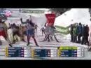 Биатлон Кубок мира Сезон 2012 2013 2 й этап Хохфильцен, Австрия Мужчины Эстафета 4х7,5km