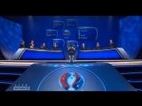 Чемпионат Европы 2016 Жеребьёвка финальной стадии