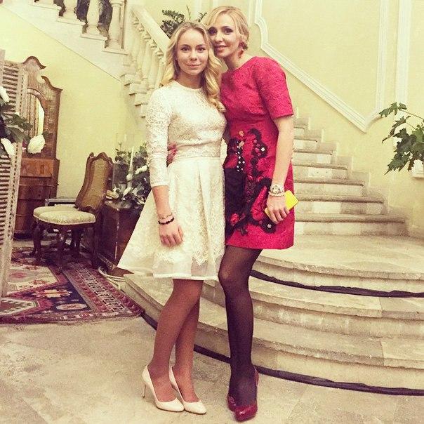 TV63FIu0dc0 - Красивые дочки российских знаменитостей (фото)