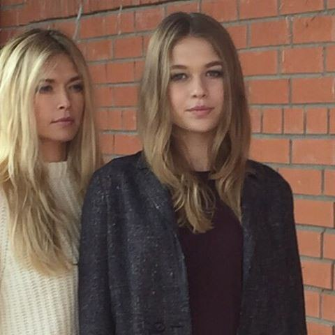 PwzKObXg4F4 - Красивые дочки российских знаменитостей (фото)