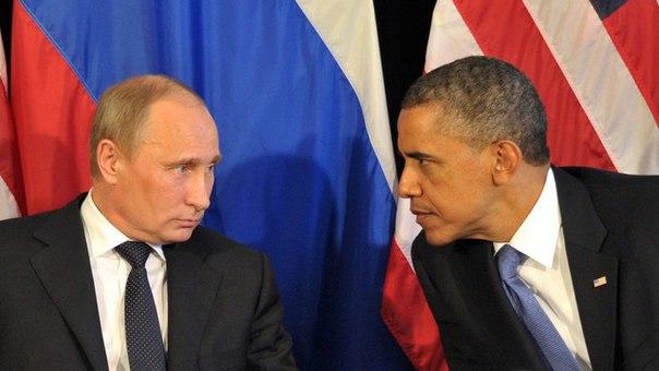"""Обама о Путине: """"Он не полный идиот"""". Российские СМИ: """"Он вежливый, откровенный, пунктуальный"""""""