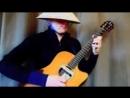 Эван Добсон играет транс на акустической гитаре