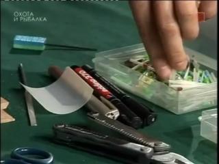 Изготовление кивка (сторожок) для зимней удочки своими руками видео «Мастер-класс»
