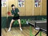 Уроки игры в настольный теннис