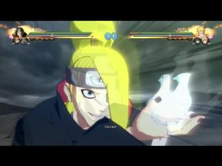 NARUTO SHIPPUDEN Ultimate Ninja STORM 4 - Ulta of Akatsuki