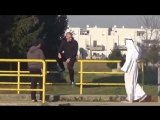 Прикол дня- Араб и сумка) И смех и грех